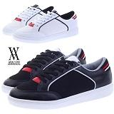 [에이벨류] 348-raoul 남성 캐주얼 포인트 키높이 스니커즈-5cm (블랙.화이트) 남자 라울 단화 신발