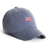 [플래토]PLATEAU A1 FLAG CAP_DARK BLUE 볼캡 야구모자
