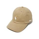 [비쿨]BECOOL - Light Sabor 6P CAP (Beige) 볼캡 야구모자
