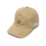 [비쿨]BECOOL - MAC JOO 6P CAP (Beige) 볼캡 야구모자