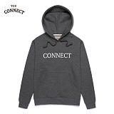 [더커넥트]THE CONNECT - BASIC PONT HOOD (GRAY) 기모 후드