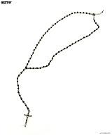 SEXTO - [Handmade]F-Rosario Necklace 핸드메이드 목걸이