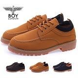 [보이런던]BOYLONDON -  402-zest 남성 가죽 캐주얼 로우 웰트화-3.5cm (베이지) 남자 제스트 랜드 워커 로퍼 구두 신발