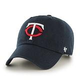 47Brand - MLB모자 미네소타 트윈스 네이비 볼캡 야구모자