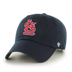 47브랜드 - MLB모자 세인트 루이스 카디널스 네이비 볼캡 야구모자