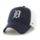 47Brand - MLB모자 디트로이트 타이거즈 네이비 메쉬 볼캡 야구모자