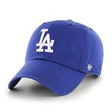[엠엘비]MLB - 47브랜드 MLB모자 엘에이 다져스 로얄 볼캡 야구모자