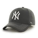 47Brand - MLB모자 뉴욕 양키즈 차콜 메쉬 볼캡 야구모자