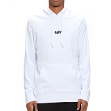 [오베이]OBEY - JUMBLE BARS HOOD 111610054 (WHITE) 후드티
