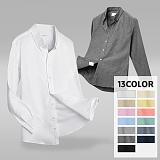 탑보이 - 플레인 옥스포드 긴팔셔츠 (DO060) 셔츠