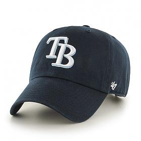 47브랜드 - MLB모자 템파베이 레이스 네이비 볼캡 야구모자