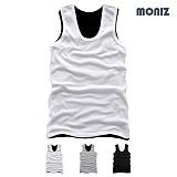 [모니즈]MONIZ 베이직 나시 티셔츠 AAAA001