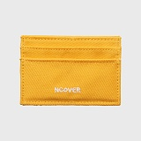 [앤커버] NCOVER - Yellow-card wallet 카드지갑