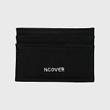 [앤커버] NCOVER - Black-card wallet 카드지갑