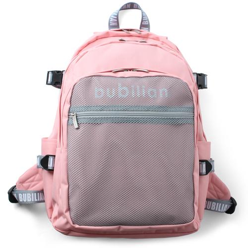 [버빌리안]6447 3D 백팩 핑크