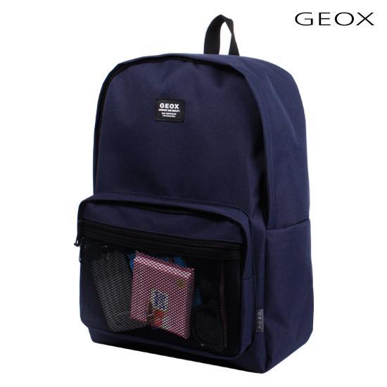 [제옥스]GEOX - RUNT2BACKPACK (NAVY) 런트2백팩 네이비_가방 데이백 네트백팩