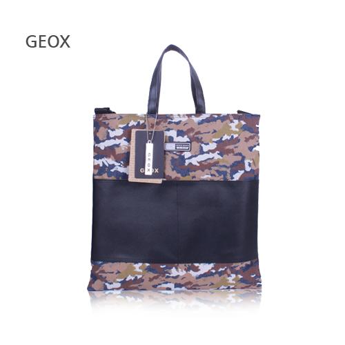[제옥스]GEOX - GC-118 (CAMOBROWN) 카모크로스백 카모브라운_가방 데이백 카모크로스백 도트백