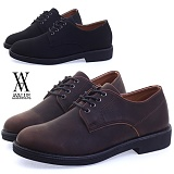 [에이벨류] 437-coat 남성 더비 마틴 캐주얼 구두-3cm (블랙.브라운) 남자 코트 로퍼 신발 코디 가을