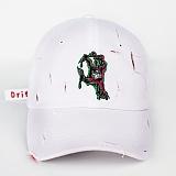 [드리프트아웃]DRIFT OUT - DC-008 HAND EYE WHITE 볼캡 야구모자