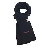 [에이비로드]ABROAD - Sold Out Muffler (black) 머플러 목도리