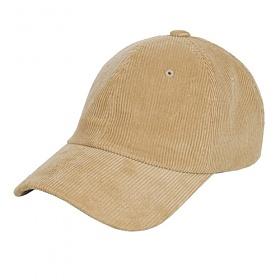 [에이비로드]ABROAD - Corduroy A Ball Cap (beige) 코듀로이 골덴 볼캡 야구모자