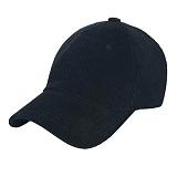 [에이비로드]ABROAD - Corduroy A Ball Cap (black) 코듀로이 골덴 볼캡 야구모자