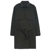 [에이비로드]ABROAD - Classic Trench Coat (khaki) 트렌치 코트