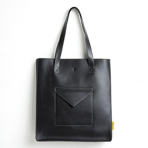 [옐로우스톤] 가죽 숄더백 PREMIUM LEATHER BAG  - YS2052BP /BLACK 레더