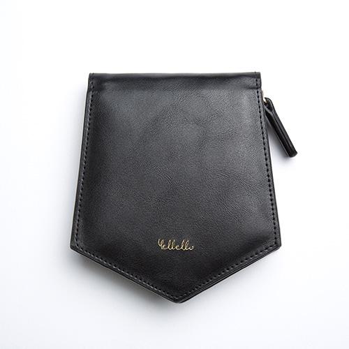[옐로우스톤] 지퍼지갑 PENTAGON ZIPPER WALLET - YS3014BK /BLACK