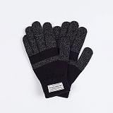 와일드브릭스 - BASIC TOUCH GLOVES (black) 스마트폰장갑
