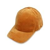 [세븐틴스] SEVENTEENTH VELVET CAP - YELLOW 볼캡 야구모자
