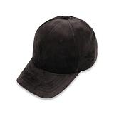 [세븐틴스] SEVENTEENTH VELVET CAP - DARK BROWN 볼캡 야구모자
