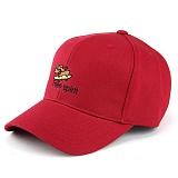 [핍스] PEEPS 6p free spirit ball cap(red)_핍스 볼캡 스냅백 캠프캡 별볼캡