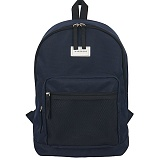[와드로브]wardrobe - DAILY MESH BACKPACK_NAVY 메쉬 백팩