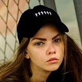 [더짐]THEZEEM - 43 SIX CROSS - BALL CAP(BLACK)볼캡 야구모자