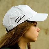 [더짐]THEZEEM - 49 MANNER - BALL CAP(WHITE)볼캡 야구모자
