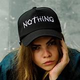 [더짐]THEZEEM - 62 NOTHING - BALL CAP(BLACK)볼캡 야구모자