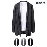 [모니즈]MONIZ  숄 보카시 롱 가디건 CCAD024