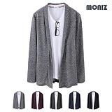 [모니즈]MONIZ  보카시 숄 가디건 CCAD022