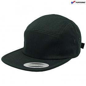 [유풍]Yupoong 캠프캡 BLACK