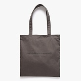 [피스메이커]PIECE MAKER - P.P.P MARKET BAG (CHARCOAL) 에코백 마켓백