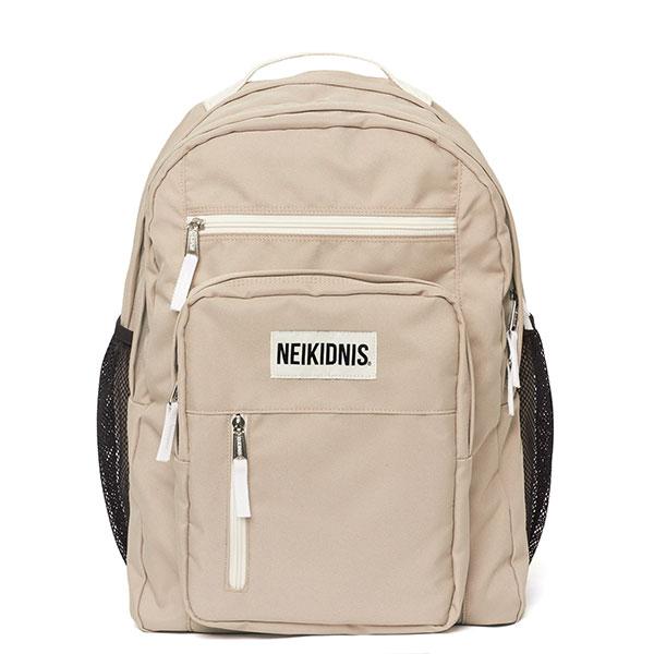[네이키드니스]TRAVEL BACKPACK / BEIGE 트레블 메쉬 망사 백팩 가방