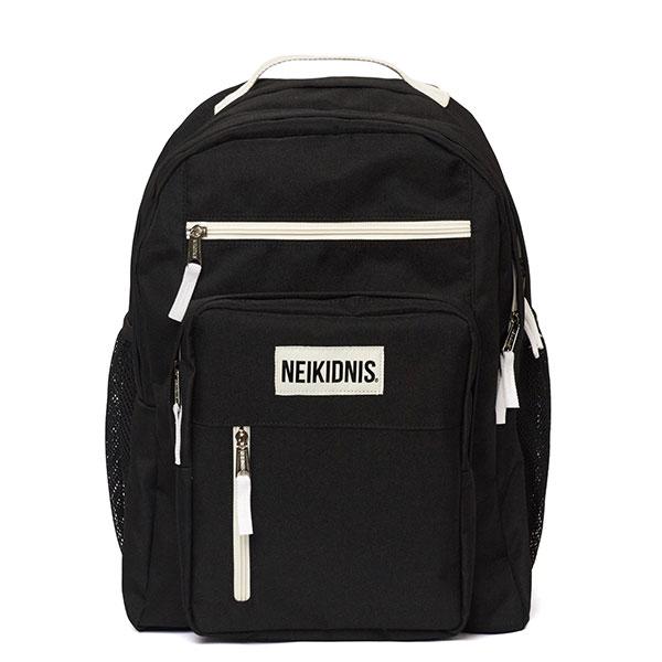 [네이키드니스]TRAVEL BACKPACK / BLACK 트레블 메쉬 망사 백팩 가방