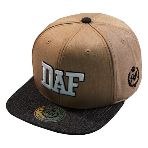 ★단독판매★ [더블에이에이피티드]DOUBLEAAFITTED - DAF logo Cap 스냅백