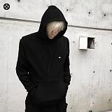 [코싸] koxa logo16 hoodie black 후드티