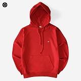 [코싸] koxa logo16 hoodie red 후드티
