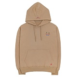 [에이비로드]ABROAD - Youth Attack Hoody (beige) 후드티