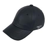 [에이비로드]ABROAD - O ring Ball Cap (synthetic leather) 레더 볼캡 야구모자