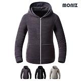 [모니즈]MONIZ 데일리 남여공용 후리스 후드집업 FLE003