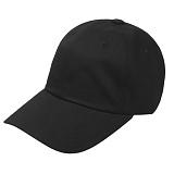 [스나웃]SNOUT 1435-black 무지 볼캡 (원터치버클) 야구모자